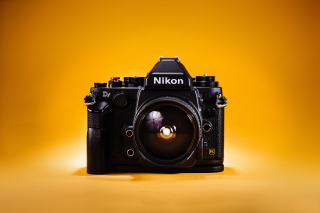 Nikon FX & DX Wallpaper for Android, iPhone and iPad