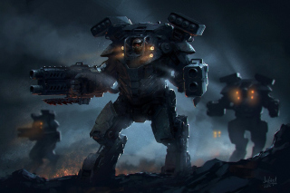 Free MechWarrior Online Game Picture for Android, iPhone and iPad