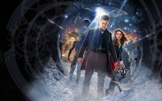 Doctor Who Time Of The Doctor sfondi gratuiti per cellulari Android, iPhone, iPad e desktop