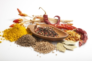 Spices and black pepper Wallpaper for Android, iPhone and iPad