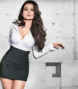 Amisha Patel Background for 480x800