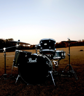 Free Drums Pearl Picture for HTC Titan
