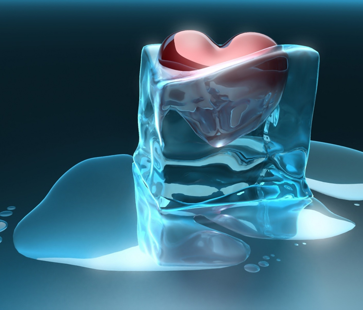 Frozen Heart para Blackberry RIM PlayBook LTE