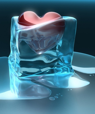 Frozen Heart sfondi gratuiti per iPhone 6 Plus