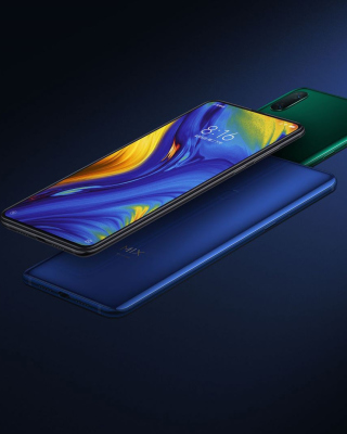 Xiaomi Mi Mix 3 Android Background for 750x1334