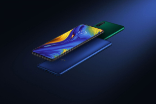 Xiaomi Mi Mix 3 Android Background for Android, iPhone and iPad