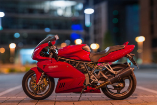 Ducati 750 SS Background for Android, iPhone and iPad