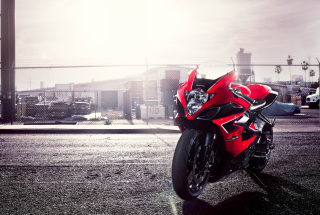 Suzuki GSX-R Background for Android, iPhone and iPad