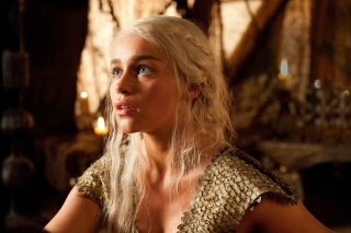 Khaleesi Game of Thrones sfondi gratuiti per 1200x1024