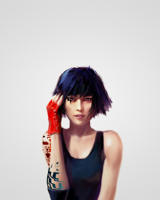 Mirror's Edge Video Game - Fondos de pantalla gratis para 640x960