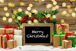 Merry Christmas Background for Android, iPhone and iPad