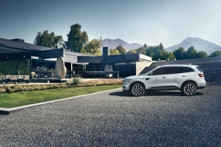 Free Renault Koleos Picture for Android, iPhone and iPad