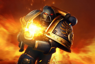Картинка Space Marines Warhammer 40000 для телефона и на рабочий стол 960x800
