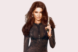 Kostenloses Nargis Fakhri Latest Photoshoot Images 2015 Wallpaper für Android 540x960