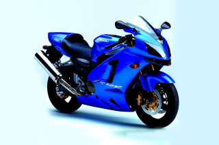 Kawasaki Ninja ZX 12R Picture for Android, iPhone and iPad