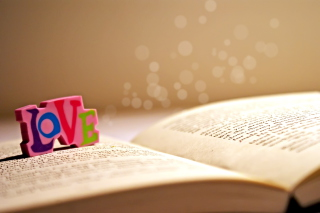 I Love Reading Books - Fondos de pantalla gratis