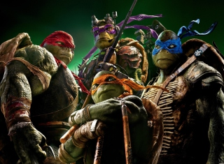 Tmnt Wallpaper for Android, iPhone and iPad