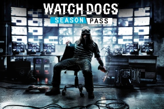 Watch Dogs Season Pass Picture for HTC Desire HD