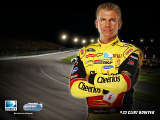 Nascar - Clint Bowyer Picture for Android, iPhone and iPad