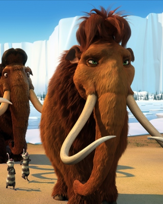 Ice Age 2 The Meltdown sfondi gratuiti per Nokia Lumia 925