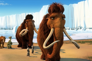 Ice Age 2 The Meltdown Picture for Android, iPhone and iPad
