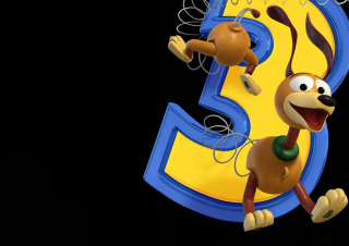 Dog From Toy Story 3 papel de parede para celular para Fullscreen 1152x864