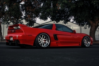 Free Acura NSX Sport Car Picture for Android, iPhone and iPad
