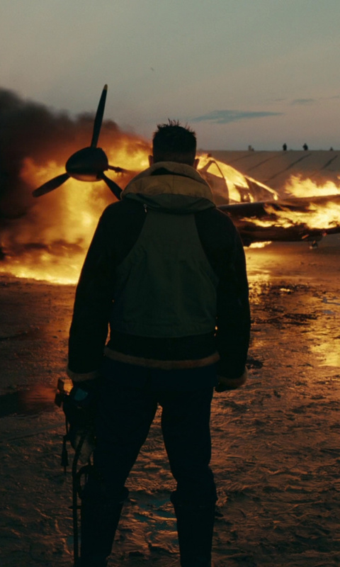 Sfondi Dunkirk Movie 480x800