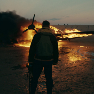 Dunkirk Movie Background for 208x208