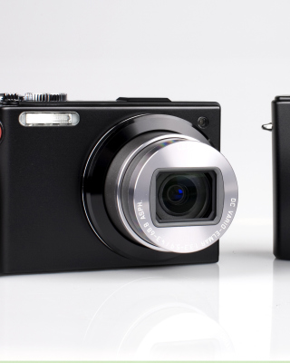Leica D Lux 5 and Leica V LUX 1 sfondi gratuiti per iPhone 6 Plus