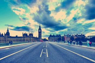London Hdr Background for Android, iPhone and iPad