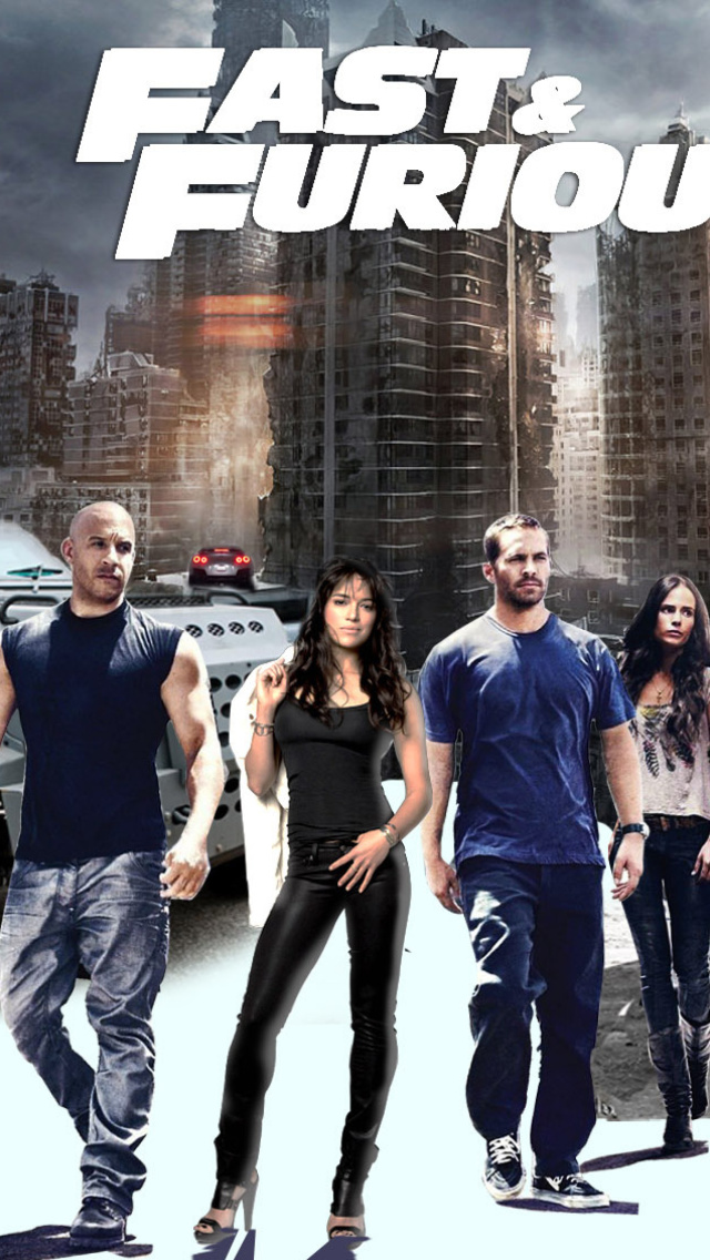 fast furious 7 picture for iphone 5 - Fast And Furious 7 Cars Iphone Wallpapers