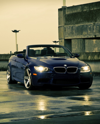 Bmw M3 Background for HTC Titan