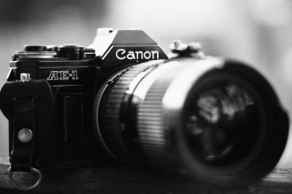 Ae-1 Canon Camera Background for 1920x1080