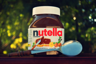 Nutella Wallpaper for Android, iPhone and iPad