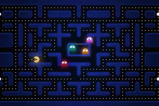 Free Pacman Best 90 Game Picture for Android, iPhone and iPad