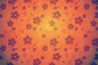 Flower Pattern Background for Android, iPhone and iPad