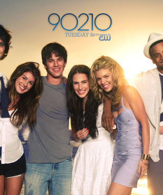 Обои 90210 The Cw Rocks на телефон 750x1334