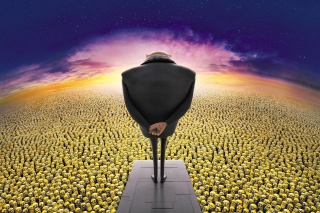 Free Despicable Me 2, Gru, Minions Picture for Android, iPhone and iPad