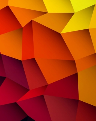 Free Stunning Colorful Abstract Picture for Nokia Asha 306