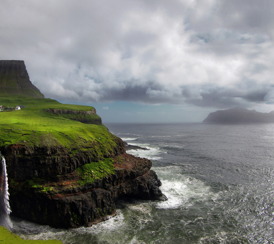 Screenshot №1 pro téma Faroe Islands 960x854