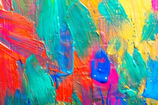 Acrylic Paint Wallpaper for Google Nexus 5