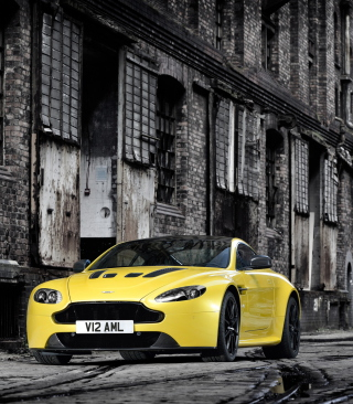 Aston Martin Picture for 360x400