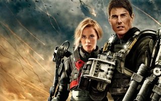 Kostenloses 2014 Edge of Tomorrow Wallpaper für Android, iPhone und iPad