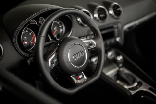 Audi Tt S Line Interior Background for Android, iPhone and iPad