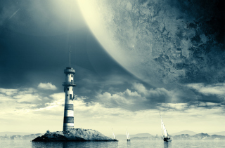 Free Lighthouse Picture for Android, iPhone and iPad