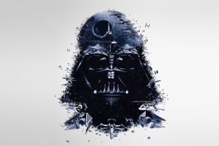 Darth Vader Star Wars Background for Android, iPhone and iPad