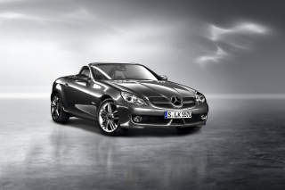 Обои Mercedes-Benz SLK Grand Edition на Android