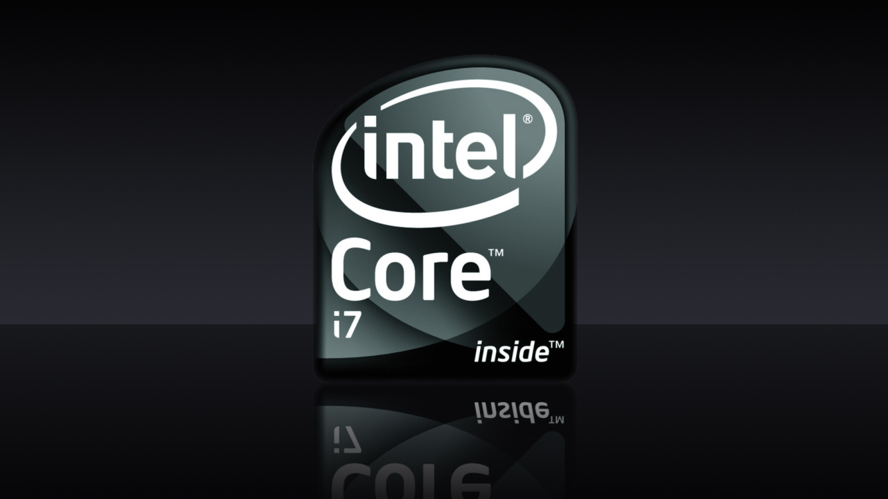 Intel Core I7 wallpaper 1280x720