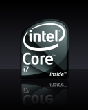 Intel Core I7 wallpaper 128x160